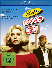Paris, Texas Filmplakat