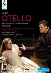 Verdi, Giuseppe - Otello Filmplakat
