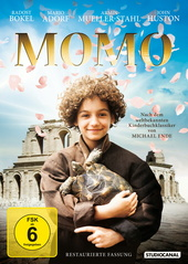 Momo (Restaurierte Fassung) Filmplakat