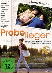 Probeliegen Filmplakat