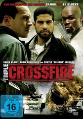 Triple Crossfire Filmplakat