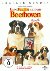 Eine Familie namens Beethoven Filmplakat