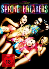 Spring Breakers Filmplakat