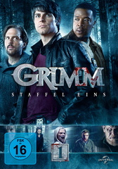 Grimm - Staffel eins (6 Discs) Filmplakat