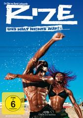 Rize - Uns hält nichts auf! (OmU) Filmplakat
