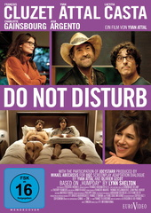 Do Not Disturb Filmplakat