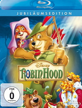 Robin Hood (Jubiläumsedition) Filmplakat