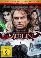 Merlin (2 Discs) Filmplakat