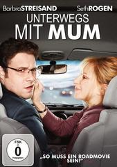 Unterwegs mit Mum Filmplakat