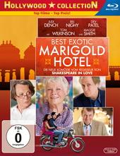 Best Exotic Marigold Hotel Filmplakat