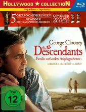 The Descendants - Familie und andere Angelegenheiten Filmplakat