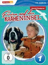 Astrid Lindgren: Ferien auf der Kräheninsel 1 Filmplakat
