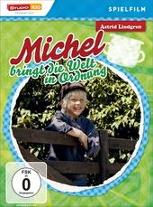 Astrid Lindgren: Michel aus Lönneberga bringt die Welt in Ordnung - Spielfilm Filmplakat