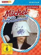Astrid Lindgren: Michel aus Lönneberga in der Suppenschüssel - Spielfilm Filmplakat