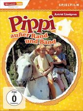 Astrid Lindgren: Pippi Langstrumpf außer Rand und Band - Spielfilm Filmplakat