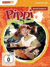 Astrid Lindgren: Pippi Langstrumpf geht von Bord - Spielfilm Filmplakat