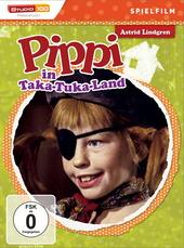 Astrid Lindgren: Pippi Langstrumpf in Taka-Tuka-Land - Spielfilm Filmplakat