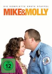 Mike & Molly - Die komplette erste Staffel (3 Discs) Filmplakat