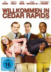 Willkommen in Cedar Rapids Filmplakat