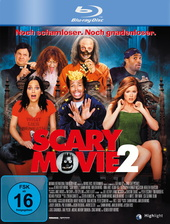Scary Movie 2 Filmplakat