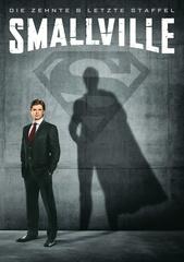 Smallville - Die komplette zehnte & letzte Staffel (6 Discs) Filmplakat