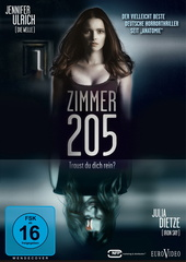Zimmer 205 - Traust du dich rein? Filmplakat