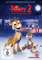 Niko 2 - Kleines Rentier, großer Held Filmplakat