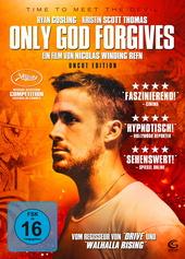 Only God Forgives Filmplakat