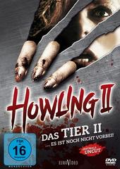 Howling II - Das Tier II (Uncut) Filmplakat