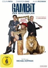 Gambit - Der Masterplan Filmplakat