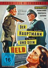 Der Hauptmann und sein Held Filmplakat