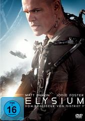 Elysium Filmplakat