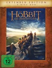 Der Hobbit: Eine unerwartete Reise (Extended Edition, 5 Discs) Filmplakat