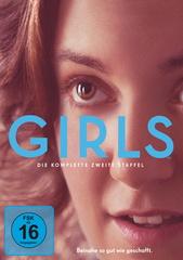 Girls - Die komplette zweite Staffel (2 Discs) Filmplakat