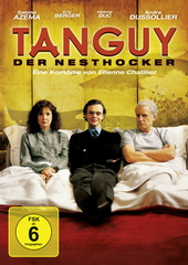 Tanguy - Der Nesthocker Filmplakat