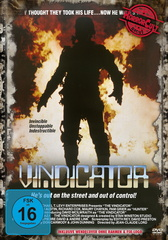Vindicator (Horror Cult, Uncut) Filmplakat