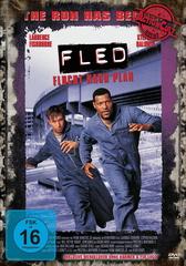 Fled - Flucht nach Plan (Action Cult, Uncut) Filmplakat