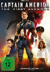 Captain America: The First Avenger Filmplakat