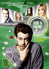 Add a Friend - Staffel 1 (2 Discs) Filmplakat