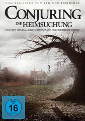 Conjuring - Die Heimsuchung Filmplakat