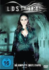 Lost Girl - Die komplette zweite Season (5 Discs) Filmplakat