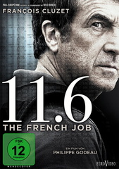 11.6 - The French Job Filmplakat