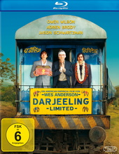 The Darjeeling Limited Filmplakat