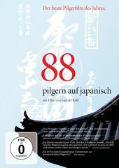 88 - Pilgern auf japanisch (tlw. OmU) Filmplakat