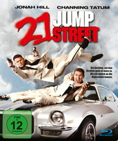 21 Jump Street (Steelbook) Filmplakat