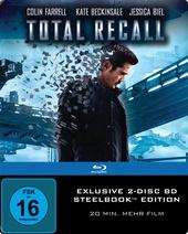 Total Recall (Steelbook, 2 Discs) Filmplakat