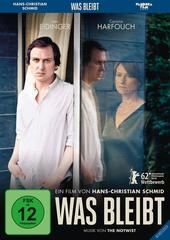 Was bleibt (Limited Edition, + Buch) Filmplakat