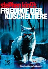 Friedhof der Kuscheltiere Filmplakat
