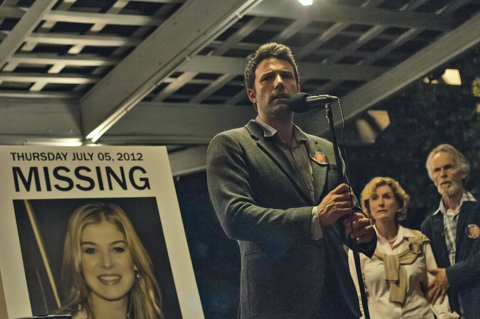 Gone Girl - Das perfekte Opfer Gone Girl, Kinostart 02.10.2014, USA 2014