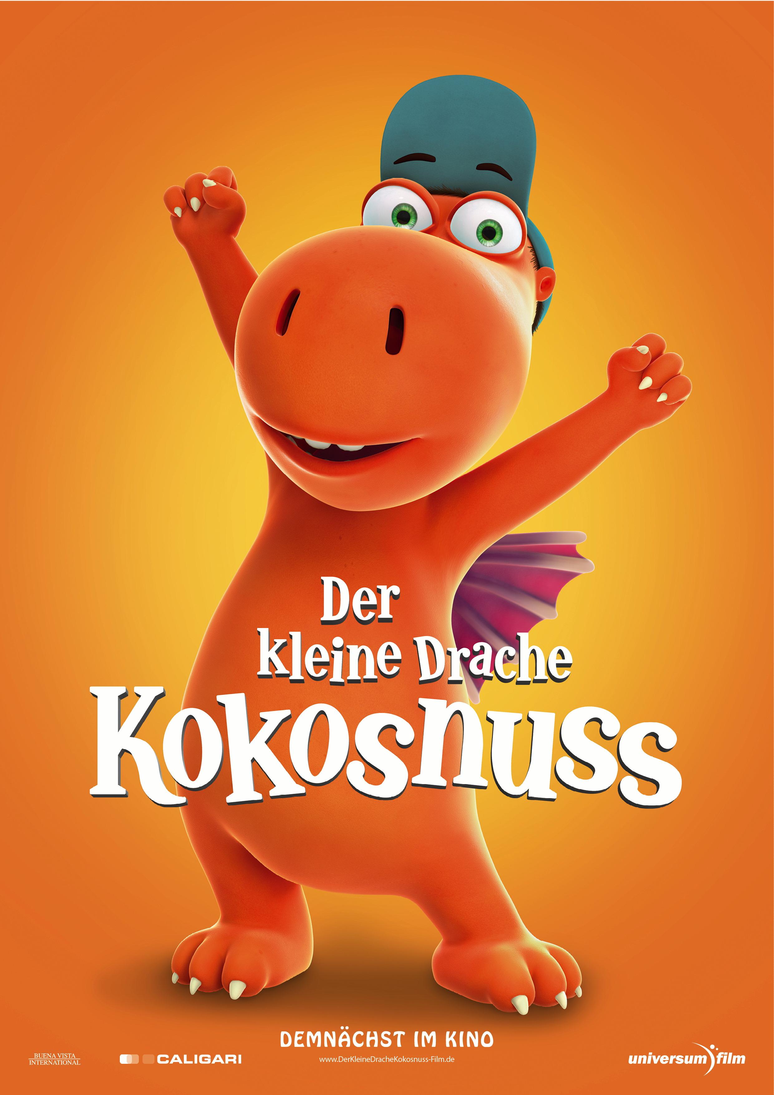 Drache Kokosnuss Kino